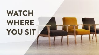 """Watch Where You Sit"" with Pastor Jon Chasteen"