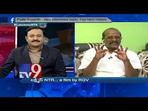 #BigNewsBigDebate - Babu Rajendra Prasad on RGV's Lakshmi's NTR movie - TV9