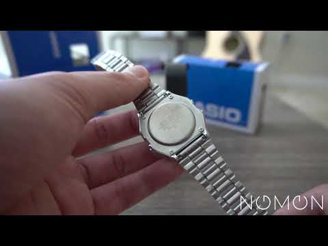 Casio A158W Review and First Look and Giveaway!