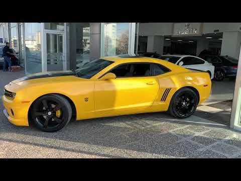 Chevrolet Camaro RS 3.6 (türkiye) Bumblebee :) Transformers American Muscle Cars
