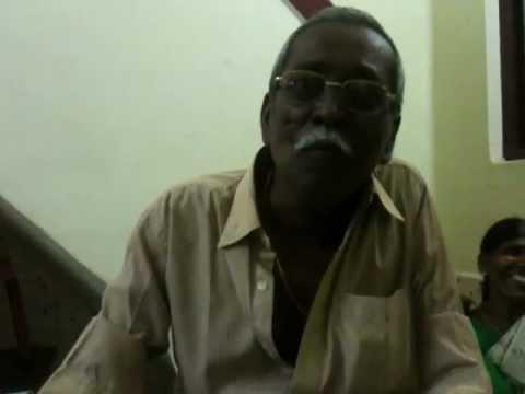 Ebi Ramdoss Singing old tamil song - Kettavar ellam padalam part 1/2