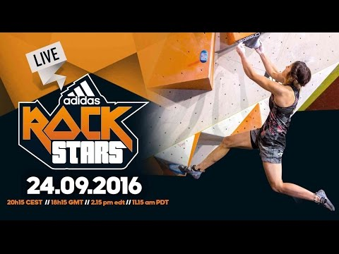 Adidas ROCKSTARS 2016 - Full replay