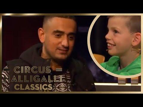 Haftbefehl - Wer ist der Babo? Kinder fragen nach! | Circus Halligalli Classics | ProSieben