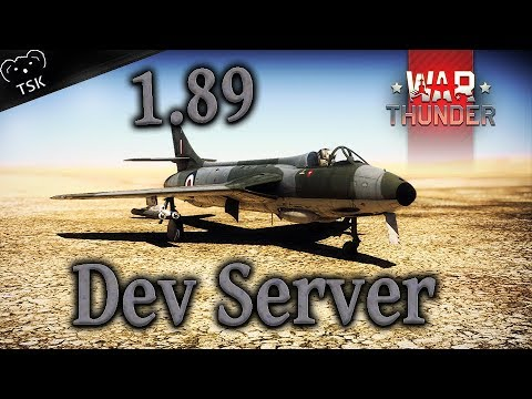 War Thunder Update 1.89 Dev Server Complete Overview | EVERY New Vehicle!