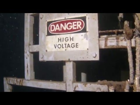 Scuba Diving the Titan Missile Silo Washington