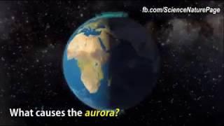 Kuzey Işıkları Nasıl Oluşur ?