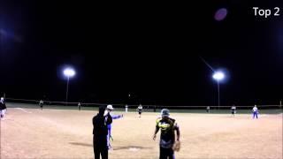 2015 USSSA Worth Opener Championship Game - 402 vs Berserk Athletics - Lee's Summit, MO 3-21-15