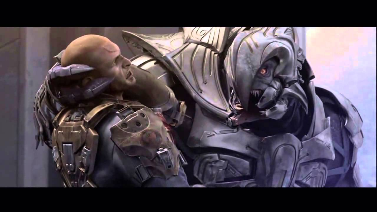 Halo Wars Elite Halo wars Spartans vs....