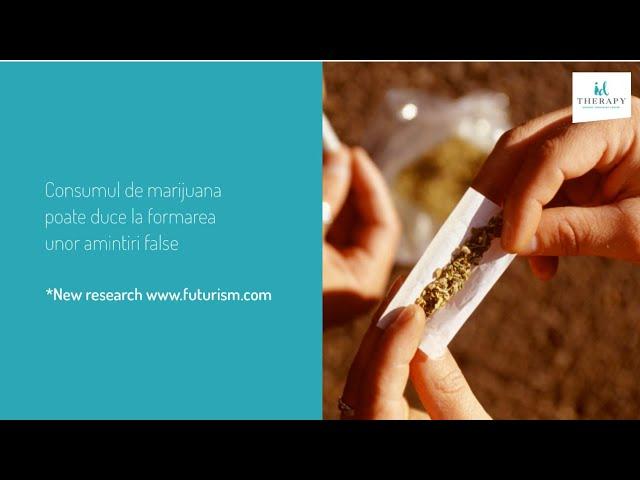 Te confrunti cu dependenta de Marijuana?