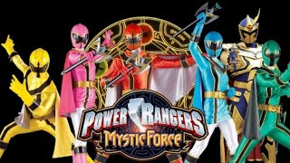 Download Power Rangers Mystic Force Theme Song in Hindi with Lyrics | Power Rangers Mystic Force Theme Song