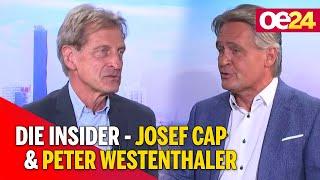 Fellner! LIVE: Die Insider - Josef Cap & Peter Westenthaler