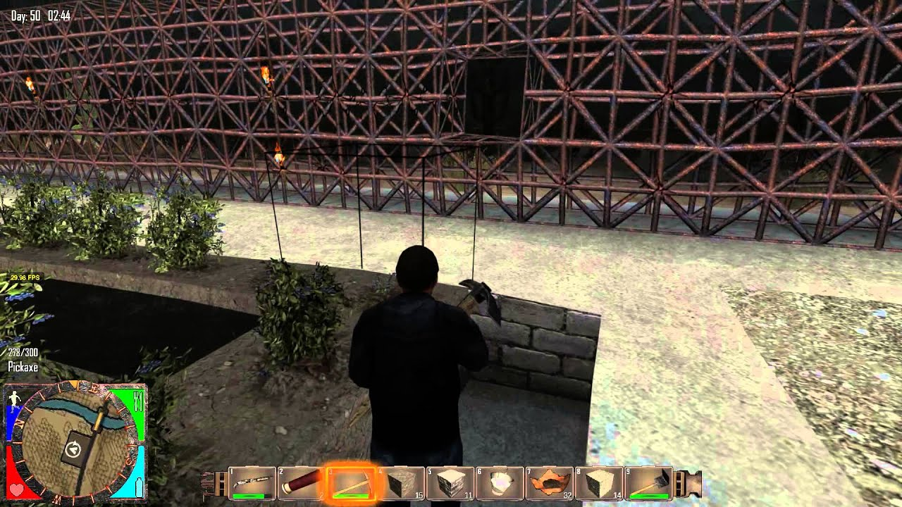 comment planter 7 days to die