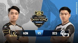 HONOR ADONIS vs OVERCLOCKERS [Vòng 4][20.09.2018] - Đấu Trường Danh Vọng Mùa Đông 2018