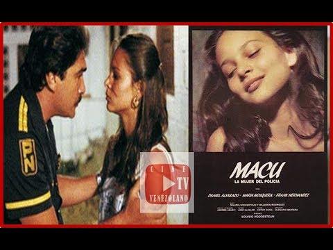 Macu La Mujer del Policía 1987 - #CineVenezolanoTV