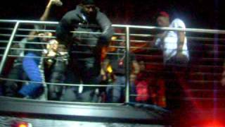 Chris Brown dancing to Ne-yo