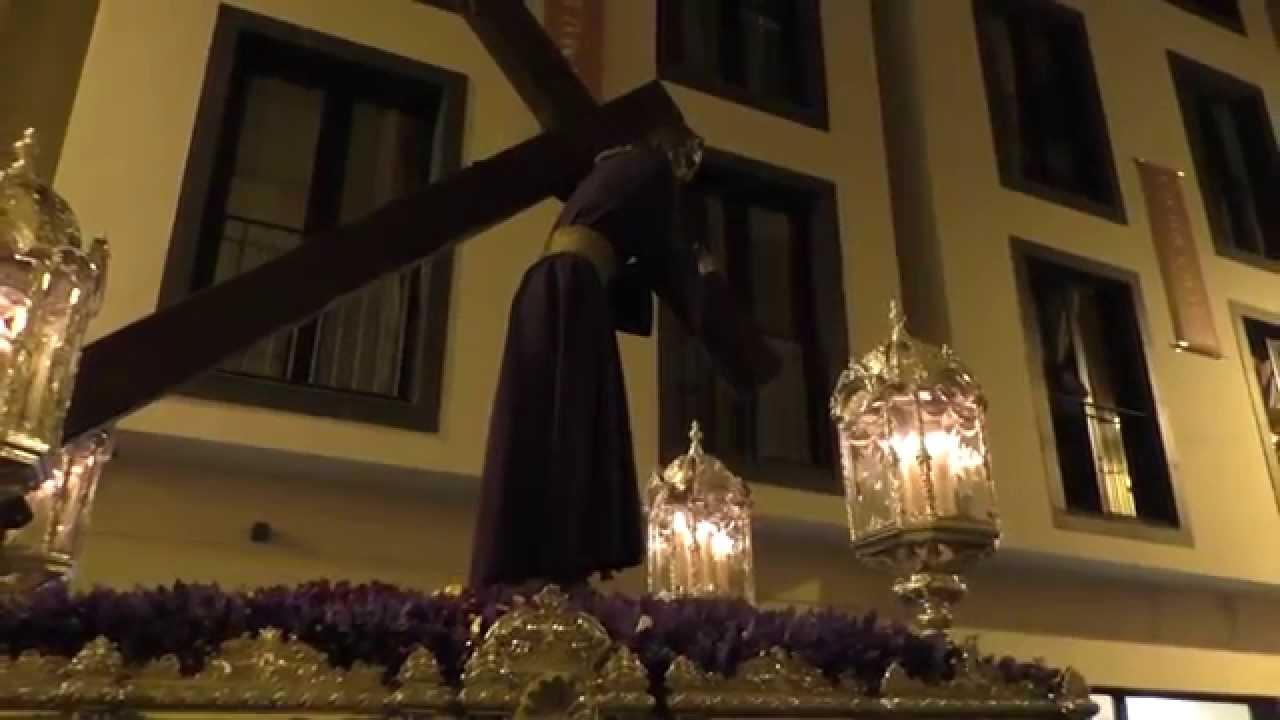 Resultado de imagen de via crucis cofradias malaga