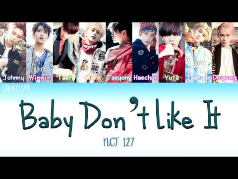 NCT 127 - Baby Don't Like It (Indo Sub) [ChanZLsub]