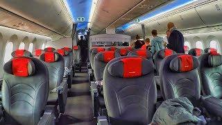Norwegian Boeing 787 Dreamliner Amsterdam To New York   INAUGURAL FLIGHT