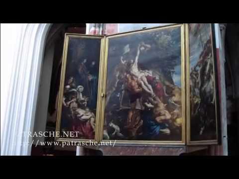 ノートルダム大聖堂ルーベンスの絵