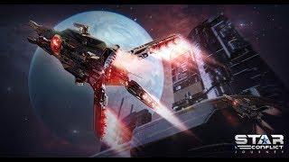 Star Conflict - New Rank 17 Jericho ECM - Zhen
