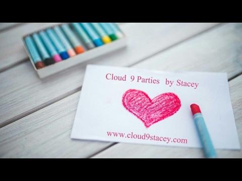 Cloud 9 Parties Kit Contents