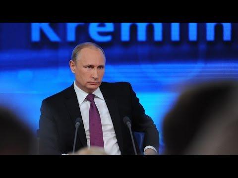 Putin annual media Q&A marathon 2015 (FULL PRESSER)