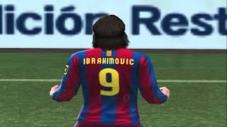 PCSX2 - Pro Evolution Soccer 2011 [PS2]