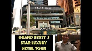 Grand Hyatt 5 Star Luxury Hotel 2020 Review