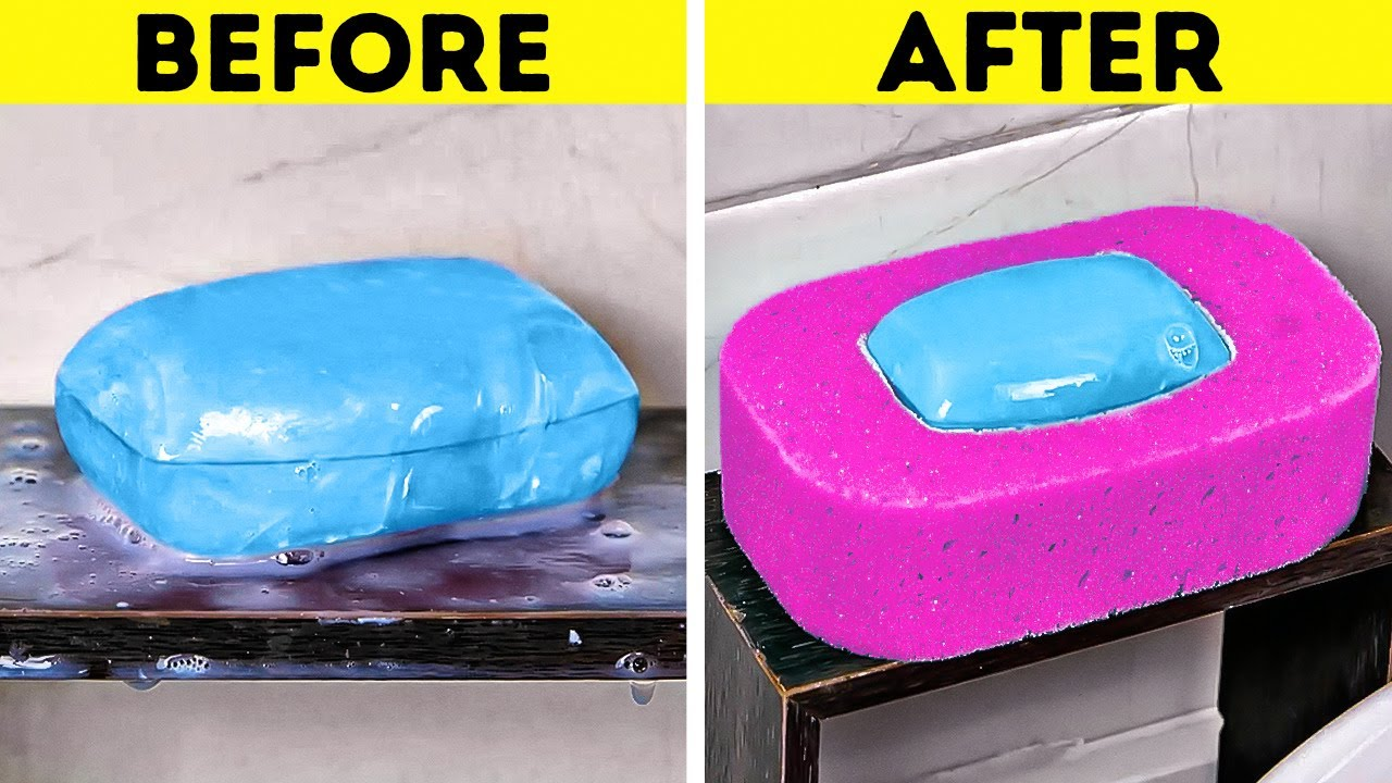 Bathroom Hacks And Gadgets To Boost Your Daily Routine