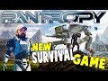 NEW Mech Building SciFi Multiplayer Crafting Building Survival Game | Pantropy | Multiplayer | E01
