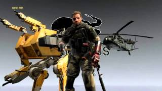 Metal Gear Solid V:The Phantom Pain Resource Gathering and AFK Processing
