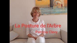 La posture de l'arbre. Kundalini yoga. Patricia Clevy