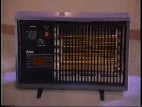 Arvin Heater Commercial 1980 S Youtube