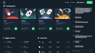 New Edgeless blockchain casino design 2018