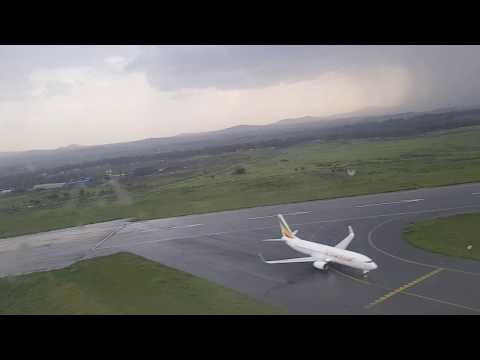 Landing at Bole International Airport,  Addis Ababa,  Ethiopia(4)