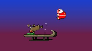 Super Santa Kicker // Gameplay