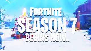 Official Fortnite Season 7 Trailer LEAKED!