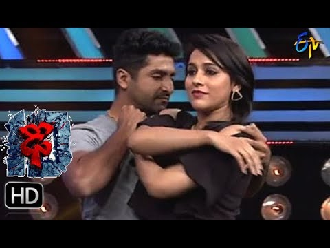 Rashmi Funny Task | Dhee 10 | 9th August 2017| ETV Telugu