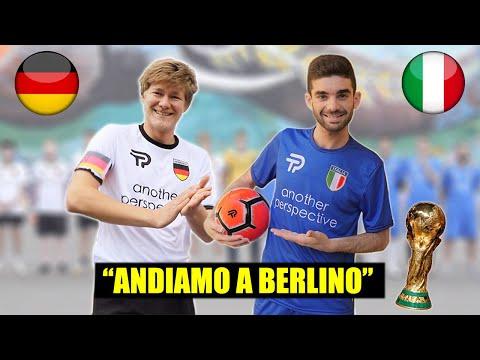 La nostra SFIDA più GRANDE: GERMANIA - ITALIA a Berlino - thepillow