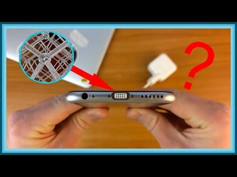 Магическая зарядка для iPhone и iPad!