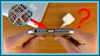 видео зарядка для iphone 7