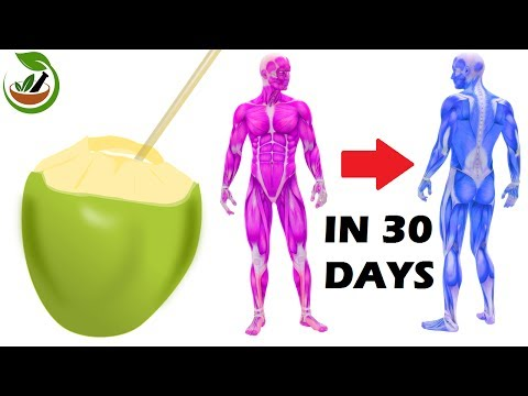 What Will Happen If You Drink 1 Coconut Water On Empty Stomach For 30 Days