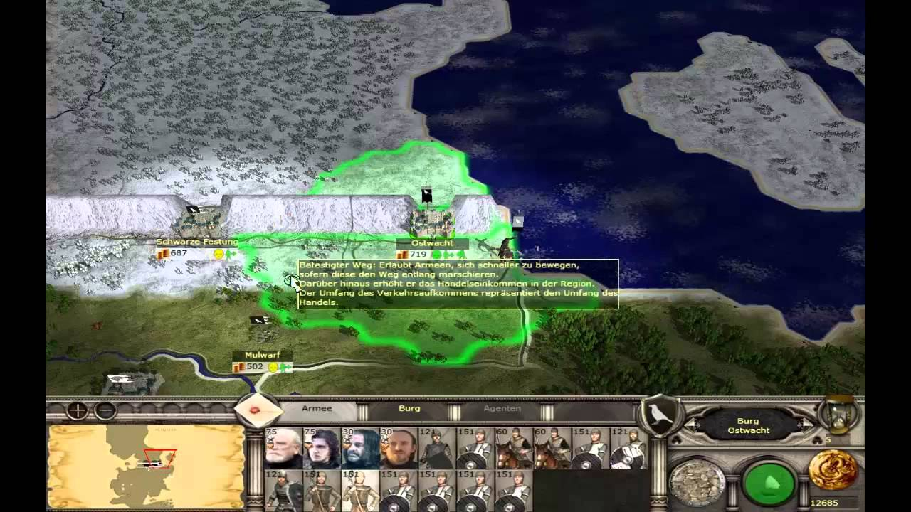 Let's Play Medieval 2 Total War: Westeros: Total War ...  Let's Play ...
