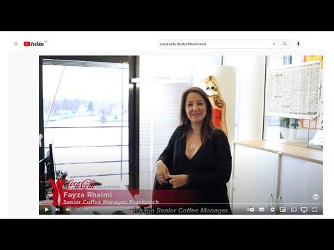 Wir sind Coca-Cola - so viele Nationalitäten arbeiten im Berliner Office