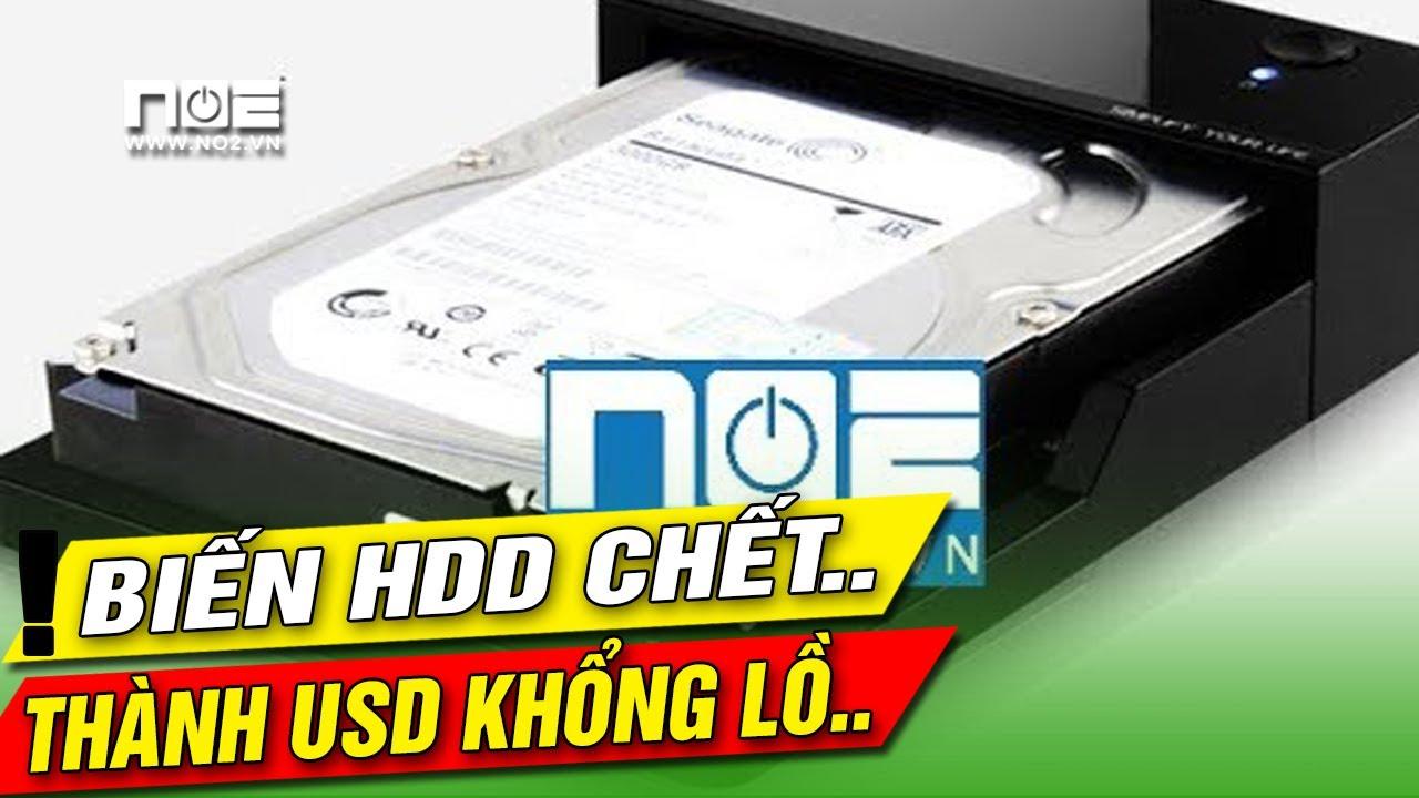 Box hdd cho pc, biến ổ cứng thành usb lưu dữ liệu