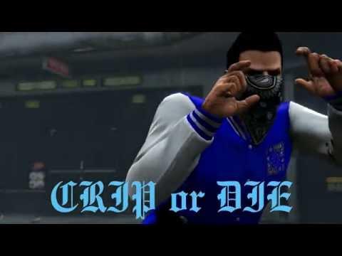 GTA V Crew | 808 Crip Gang