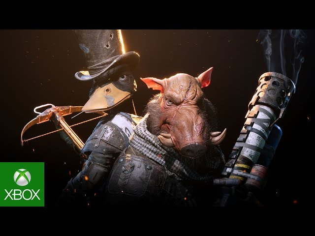 Mutant Year Zero: Road to Eden - A new twist on tactical combat