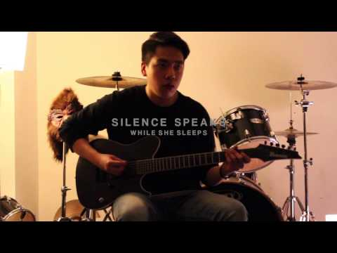 While She Sleeps - Silence Speaks Ft. Oli Sykes (Guitar Cover + Tab)