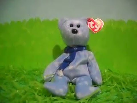 c0cebafc2088e0 Ty Beanie Baby 1999 HOLIDAY TEDDY - YouTube