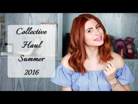 Collective haul #3 & try on | Καλοκαίρι 2016 | Do You Speak Gossip?